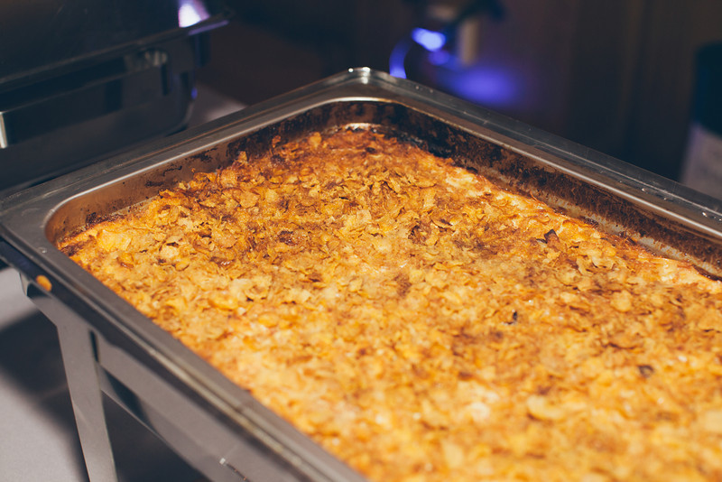 A whole lotta kugel.