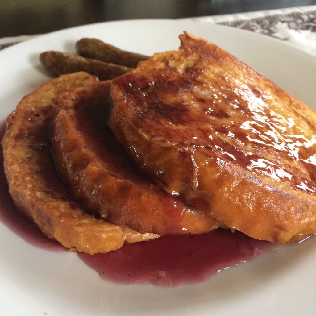 French Toast Blog