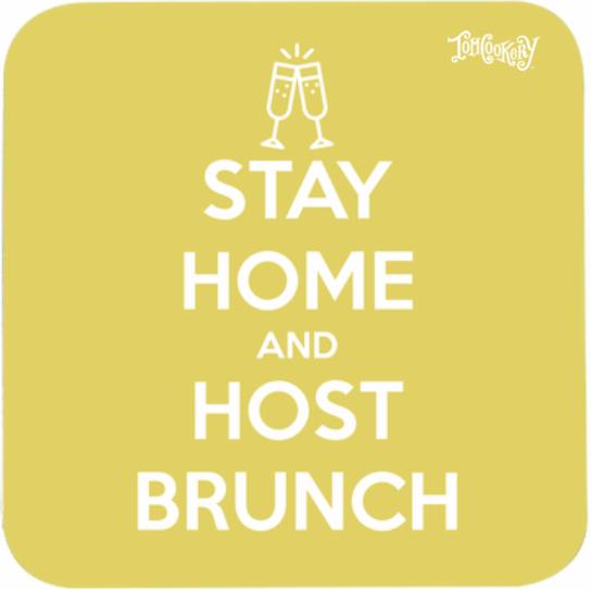 Blog Stay Home Host Brunch